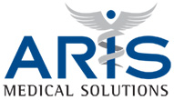 HIPAA Compliance / Aris Medical Solutions Mobile Retina Logo