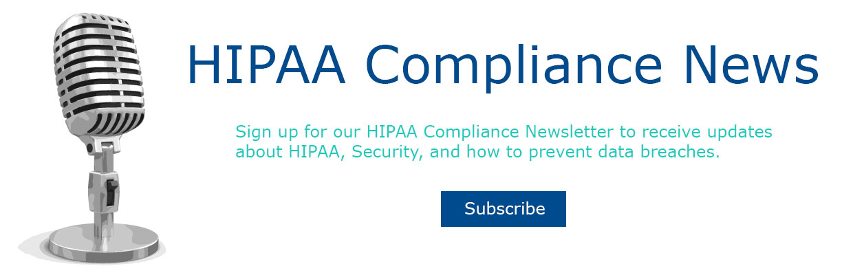 HIPAA  compiance newsletter
