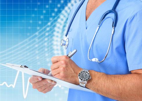 HIPAA Doctor EKG