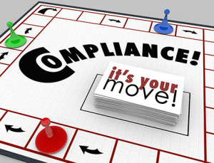 compliance board game